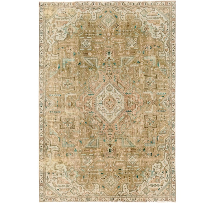 7' x 10' 5 Ultra Vintage Persian Rug