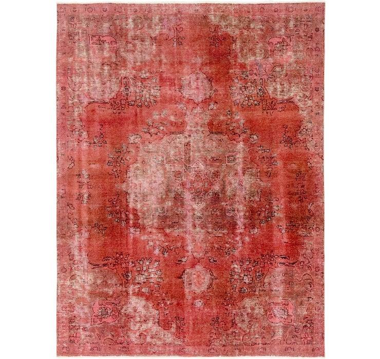 7' 8 x 10' 1 Ultra Vintage Persian Rug