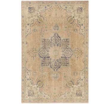 6' 2 x 9' 6 Ultra Vintage Persian Rug