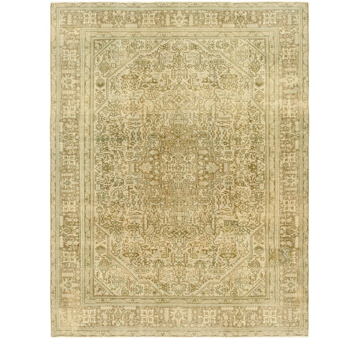 285cm x 378cm Ultra Vintage Persian Rug