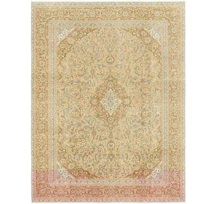 9' x 12' 3 Ultra Vintage Persian Rug