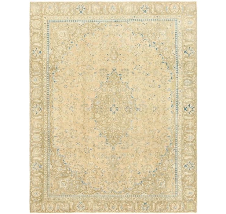 8' 10 x 11' 5 Ultra Vintage Persian Rug