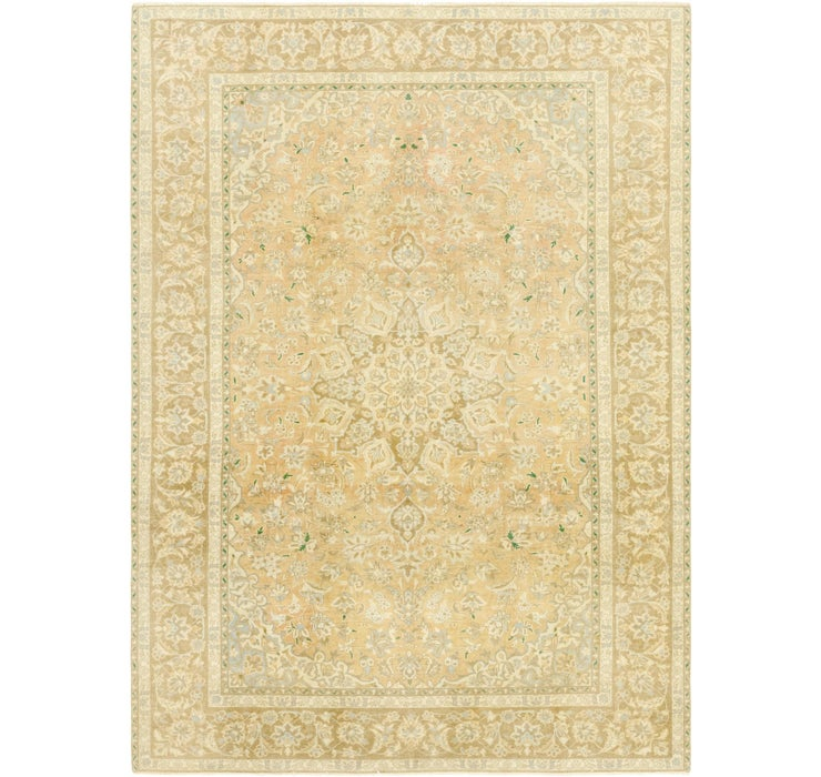 8' x 10' 11 Ultra Vintage Persian Rug