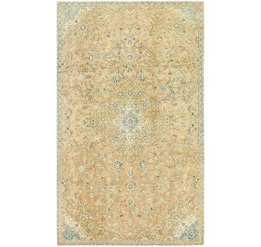 6' 9 x 11' 5 Ultra Vintage Persian Rug main image