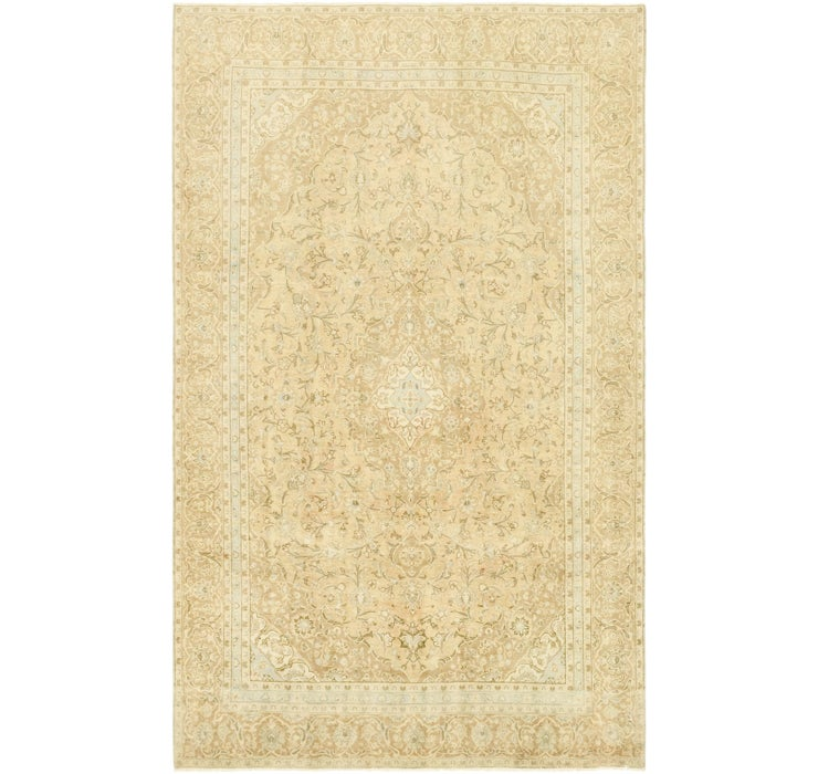 7' 6 x 12' 4 Ultra Vintage Persian Rug