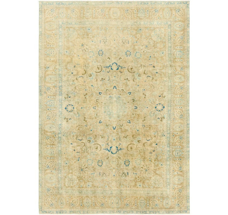 7' 6 x 11' Ultra Vintage Persian Rug