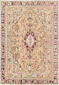 6' 3 x 9' Ultra Vintage Persian Rug thumbnail