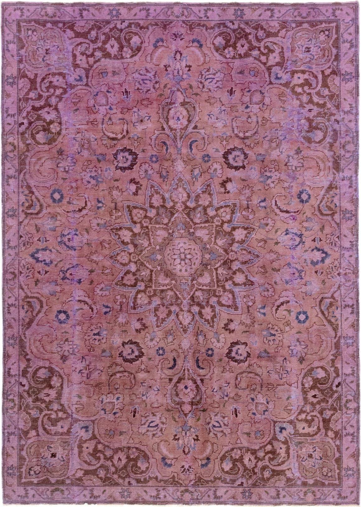 6' 3 x 9' Ultra Vintage Persian Rug main image