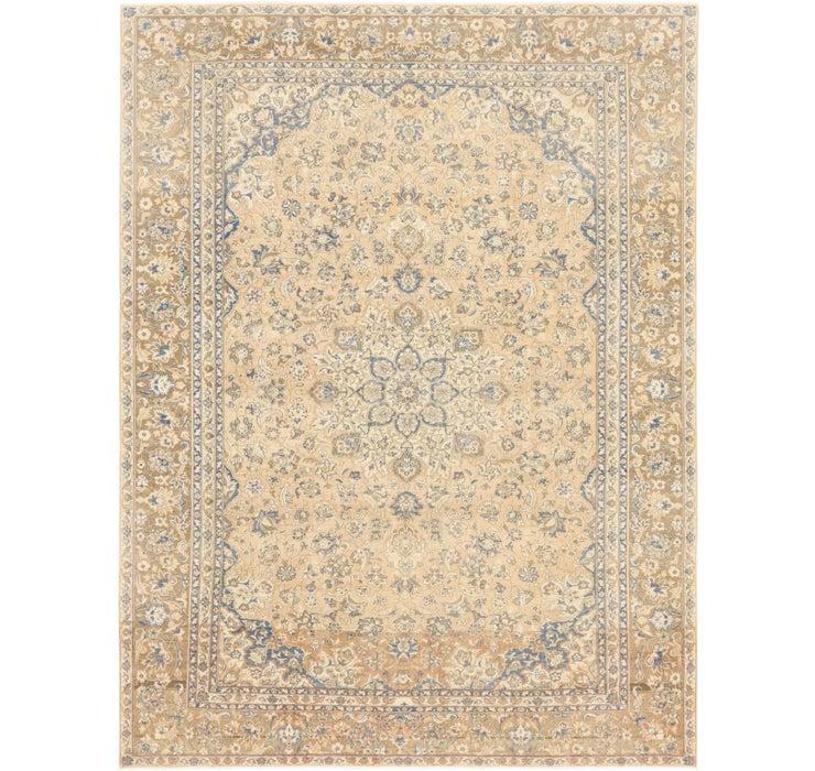 9' 3 x 12' 4 Ultra Vintage Persian Rug