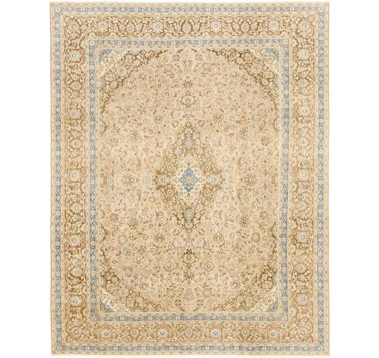 9' 5 x 12' Ultra Vintage Persian Rug