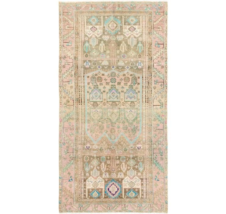 147cm x 290cm Ultra Vintage Persian R...