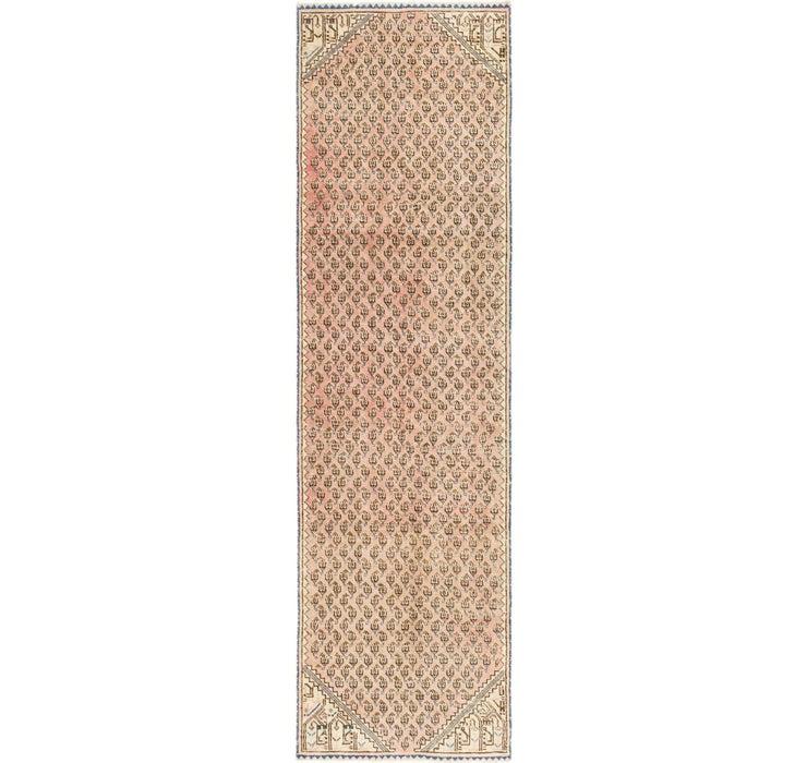 75cm x 275cm Ultra Vintage Persian R...