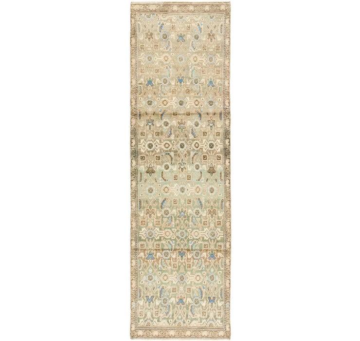 2' 8 x 9' Ultra Vintage Persian R...
