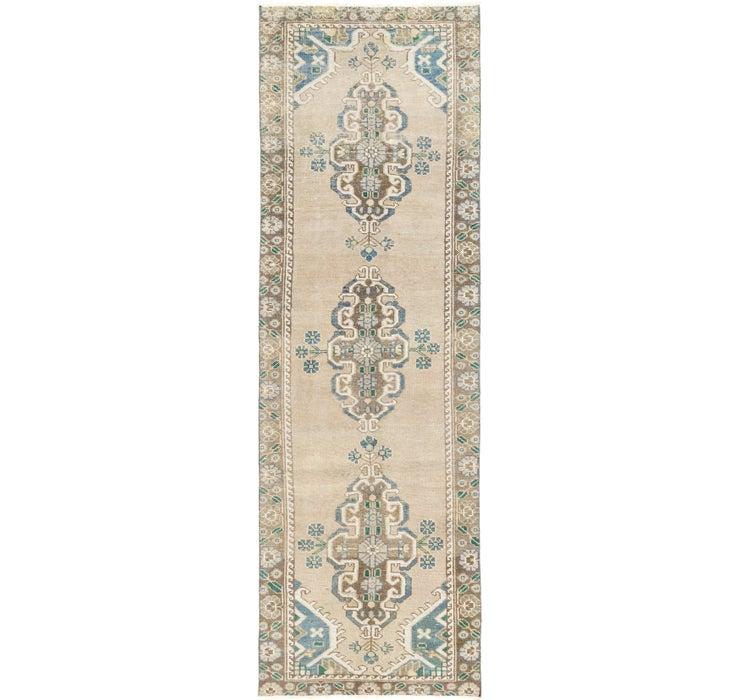 3' x 9' 8 Ultra Vintage Persian R...