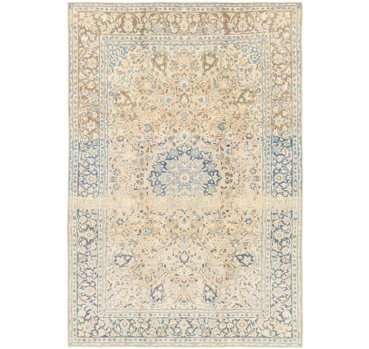 8' 2 x 11' 9 Ultra Vintage Persian Rug