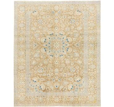 8' 9 x 10' 8 Ultra Vintage Persian Rug main image
