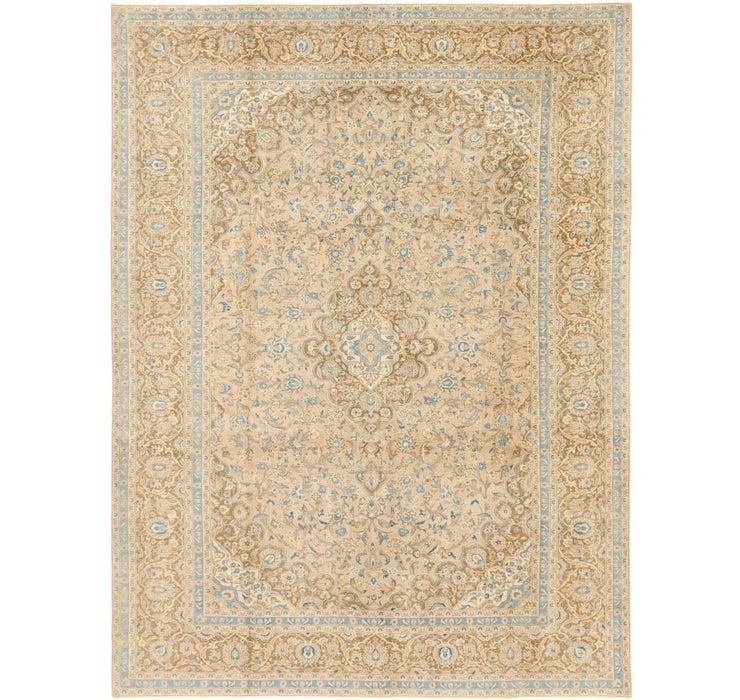 292cm x 395cm Ultra Vintage Persian Rug