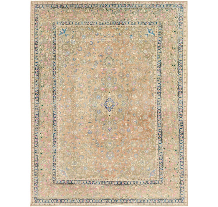 9' 8 x 12' 8 Ultra Vintage Persian Rug