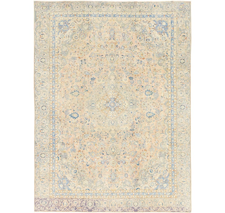 8' 6 x 11' 7 Ultra Vintage Persian Rug