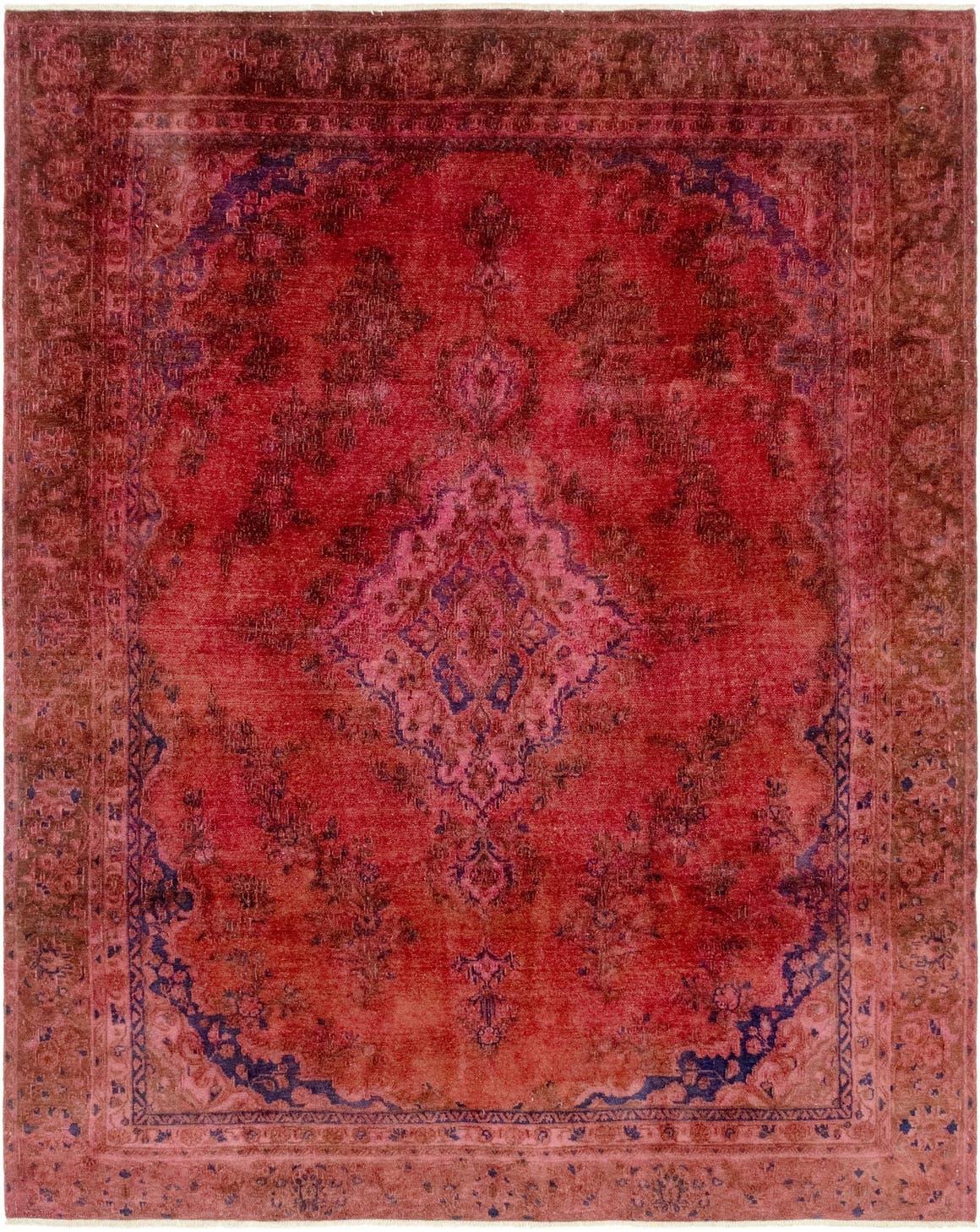 8' x 10' 2 Ultra Vintage Persian Rug main image