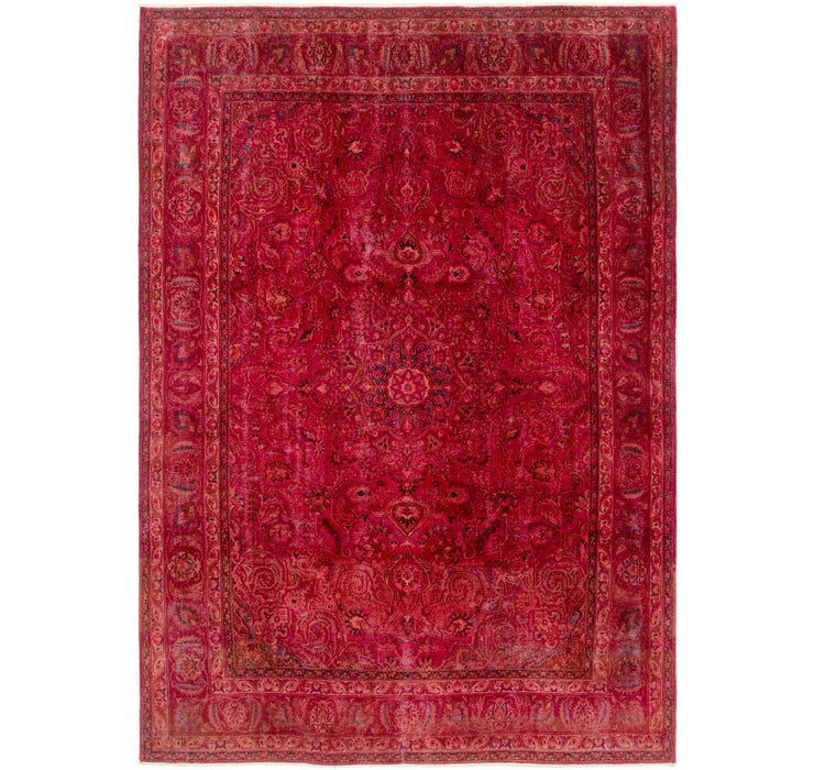 8' x 11' 6 Ultra Vintage Persian Rug