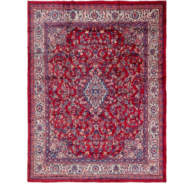 300cm x 385cm Meshkabad Persian Rug