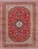 297cm x 395cm Kashan Persian Rug thumbnail