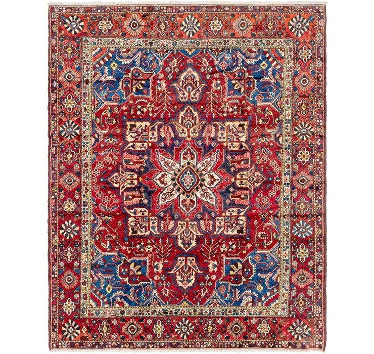 9' 9 x 12' 3 Bakhtiar Persian Rug
