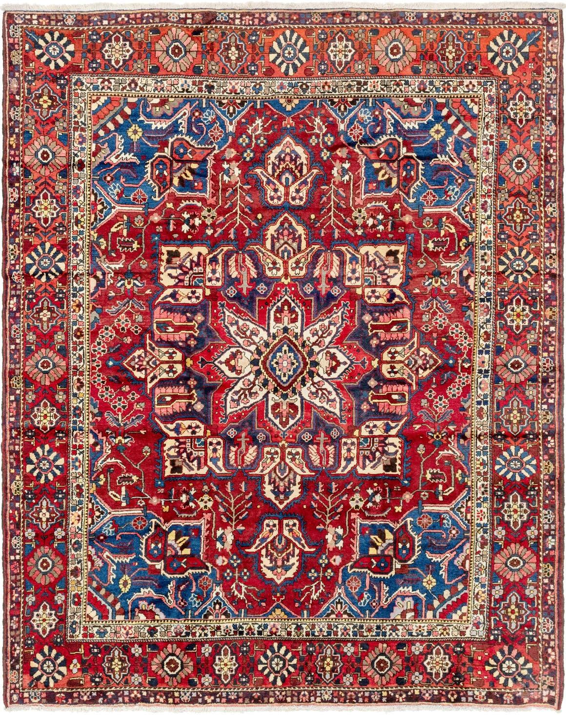 9' 9 x 12' 3 Bakhtiar Persian Rug main image