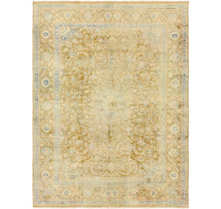 9' 5 x 12' 7 Kashmar Persian Rug
