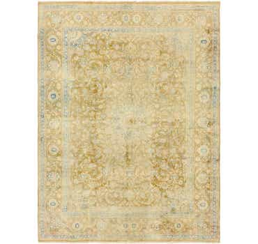 Image of 9' 5 x 12' 7 Kashmar Persian Rug