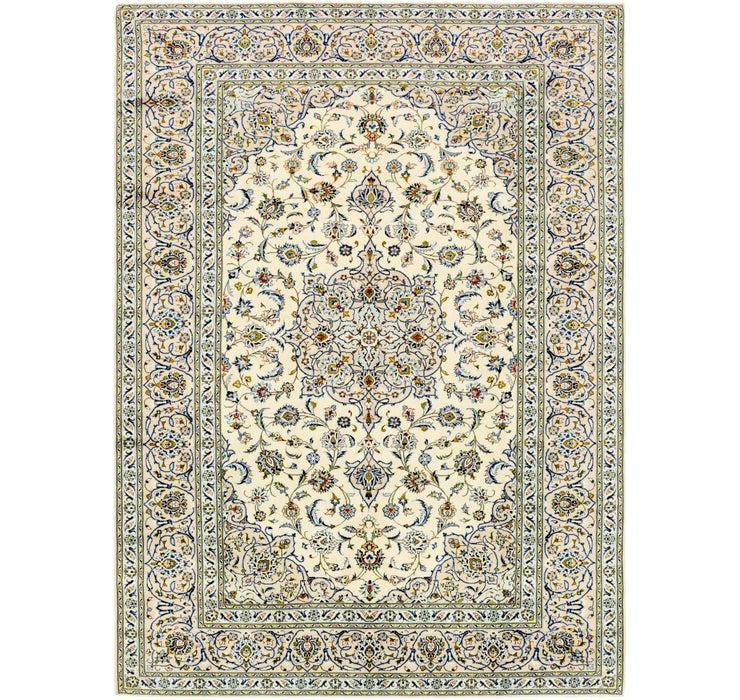 245cm x 335cm Kashan Persian Rug