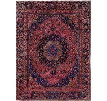 Image of 9' 4 x 12' 7 Shahrbaft Persian Rug