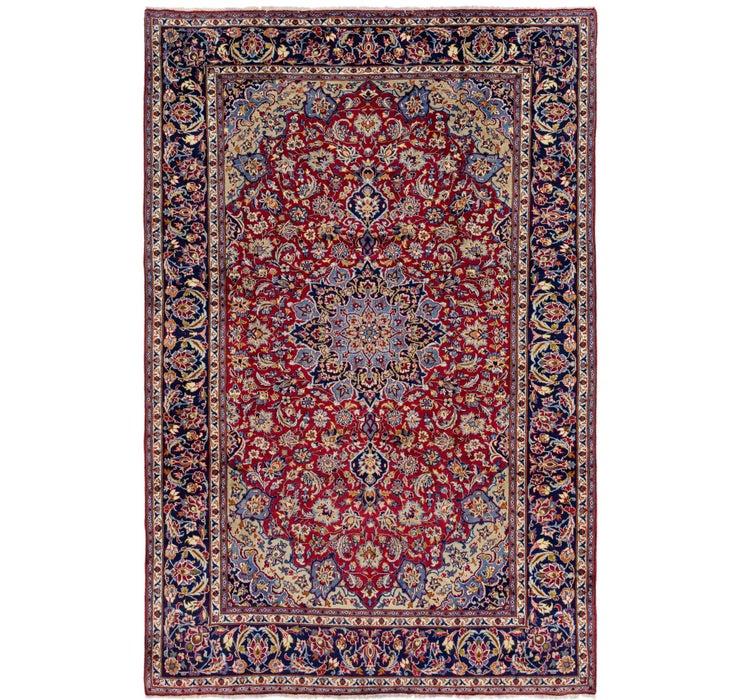 235cm x 355cm Isfahan Persian Rug