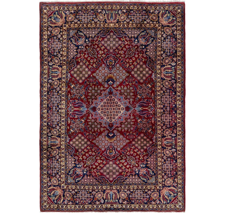 297cm x 427cm Isfahan Persian Rug