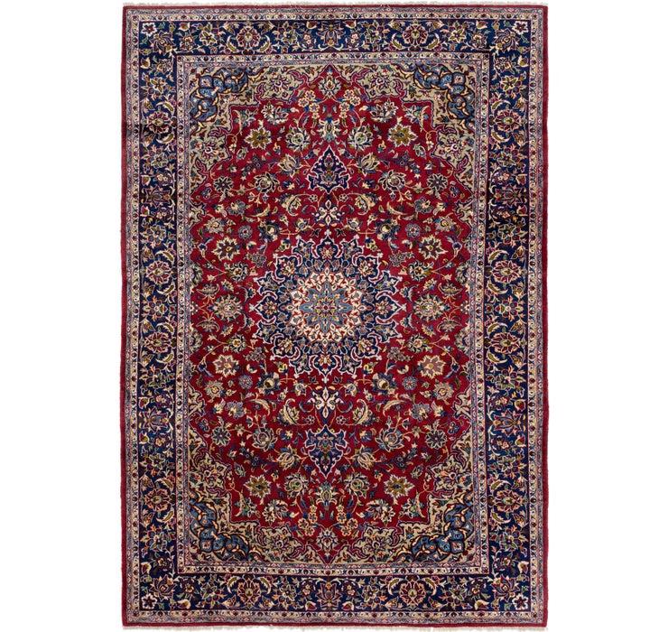 8' 4 x 12' 2 Isfahan Persian Rug