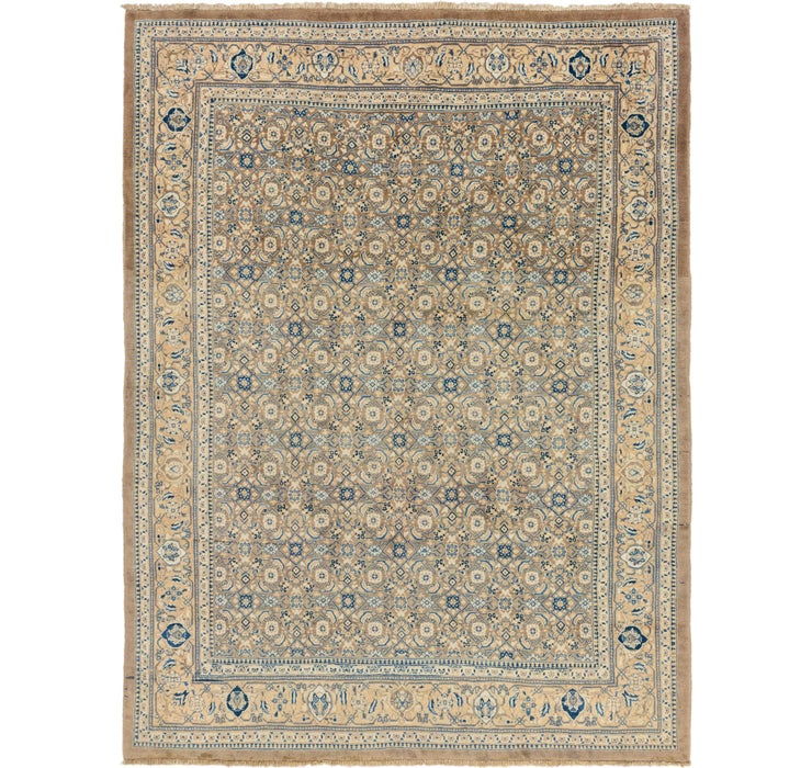 9' 2 x 12' 3 Farahan Persian Rug