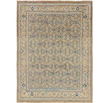 Image of 9' 2 x 12' 3 Farahan Persian Rug