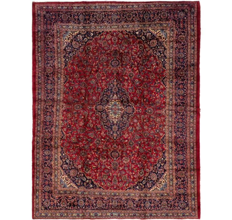 9' 10 x 12' 7 Mashad Persian Rug