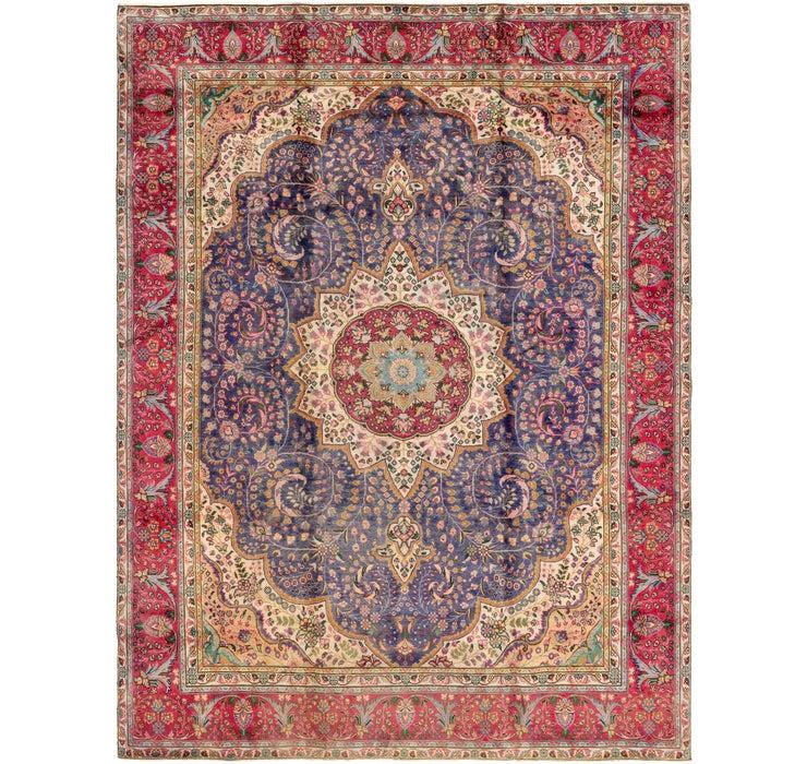 292cm x 400cm Tabriz Persian Rug