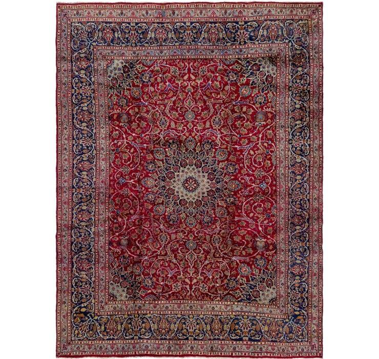 9' 3 x 12' 2 Kashmar Persian Rug