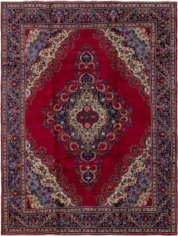 9' 4 x 12' 4 Tabriz Persian Rug main image