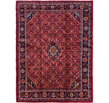 9' 6 x 13' Mahal Persian Rug