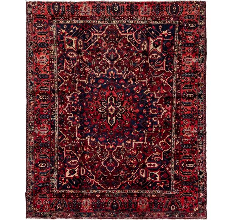 9' 9 x 11' 9 Bakhtiar Persian Rug