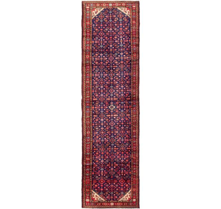 3' 3 x 12' 10 Hossainabad Persian Run...