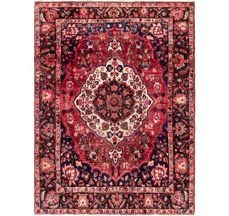 225cm x 305cm Bakhtiar Persian Rug