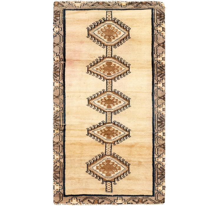 3' x 5' 5 Shiraz Persian Rug