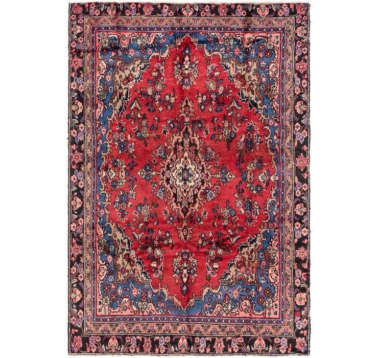 193cm x 287cm Liliyan Persian Rug