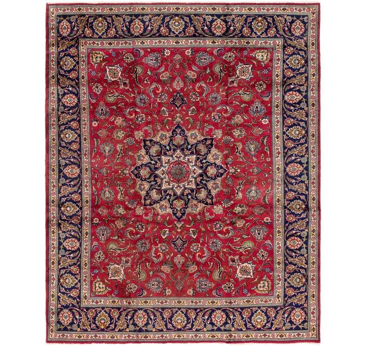 Image of 10' x 12' 6 Tabriz Persian Rug