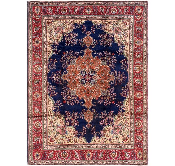 295cm x 405cm Tabriz Persian Rug
